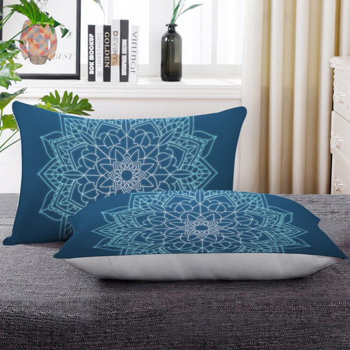 Balinese Mandala Pillow Cases-Little Squiffy