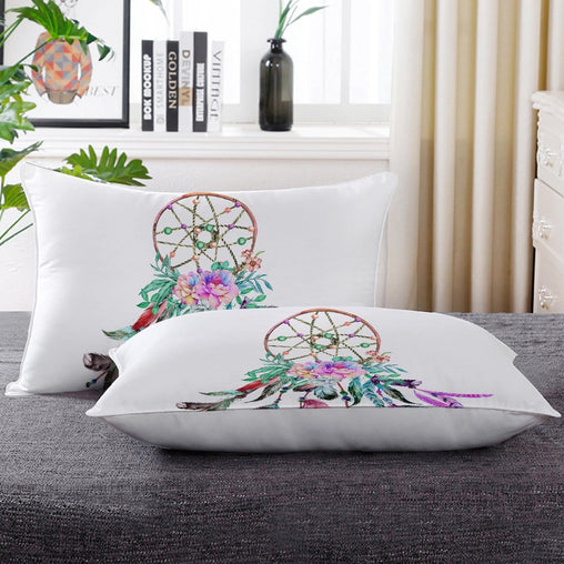 Bohemian Dreamcatcher Pillow Cases-Little Squiffy