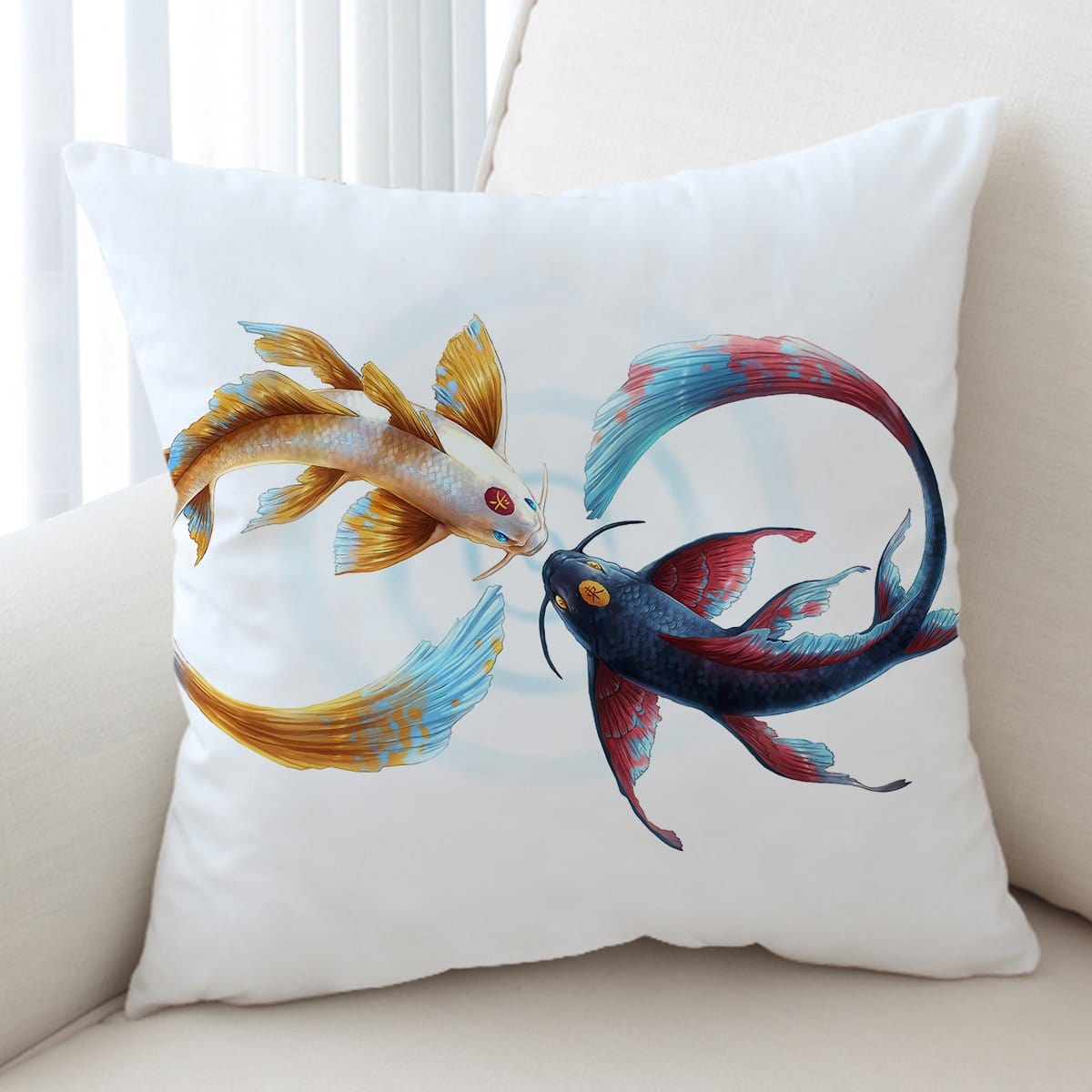 Eternal Bond Cushion Cover