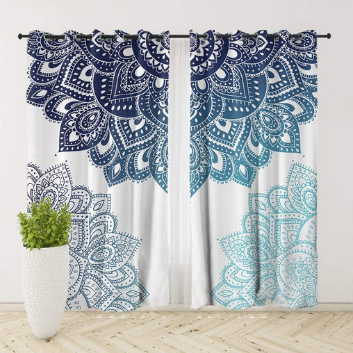 Amalia Mandala Curtain Set