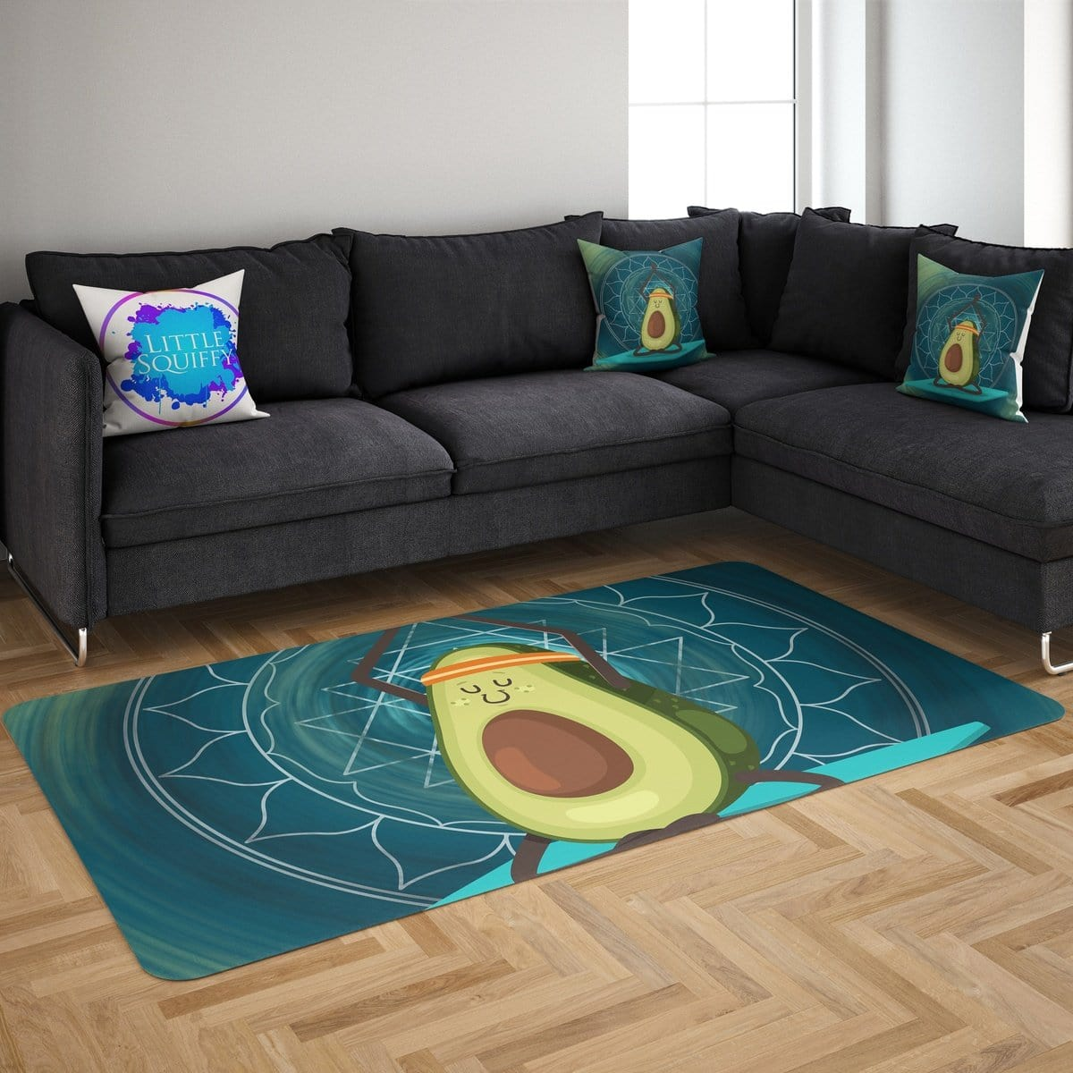 Avocado Yoga Mat