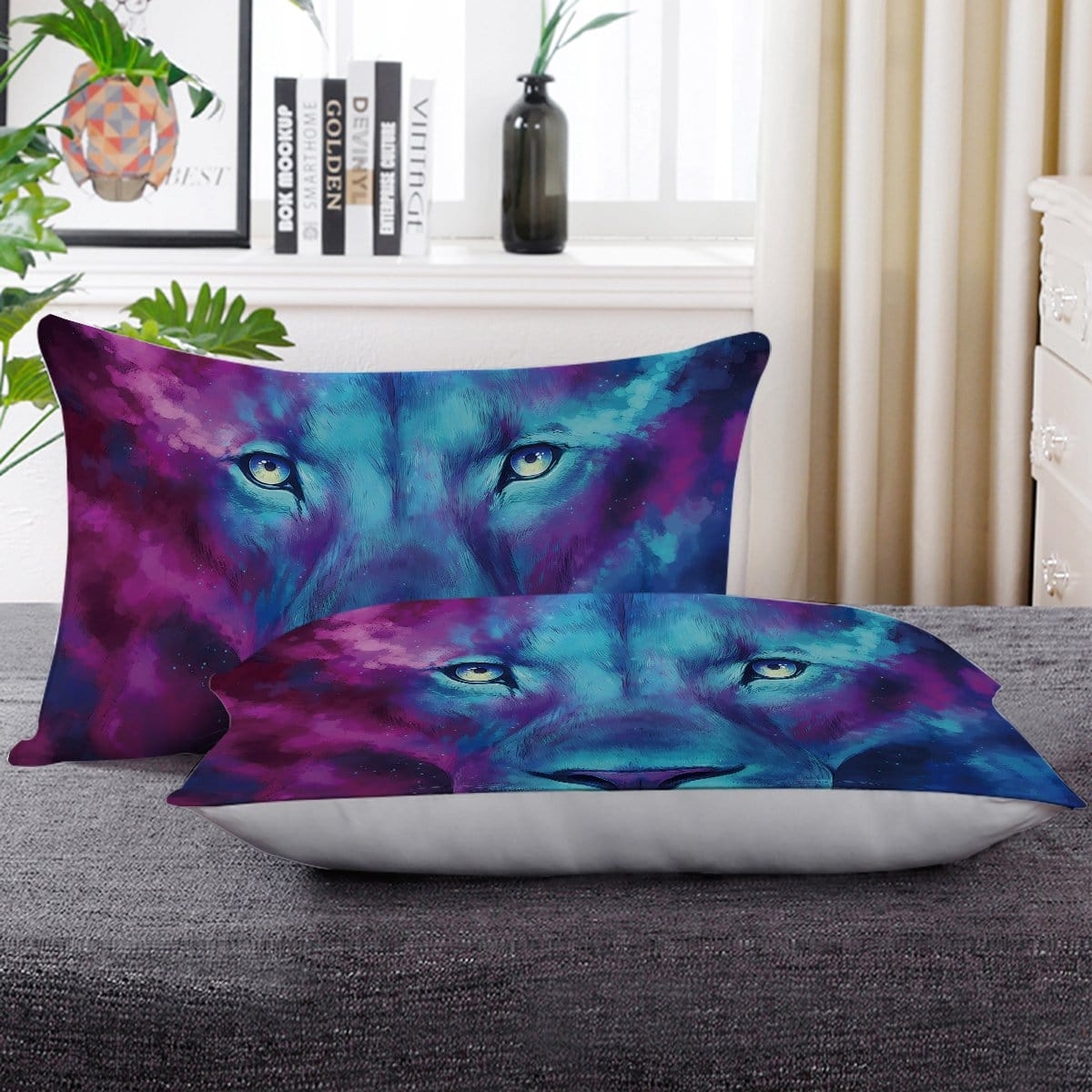 Firstborn Pillow Cases-Little Squiffy