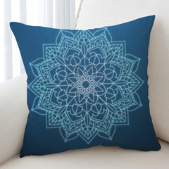 Balinese Mandala Cushion Cover-Balinese Mandala-Little Squiffy