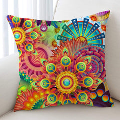 Dizzy Ziggy Cushion Cover-Dizzy Ziggy-Little Squiffy