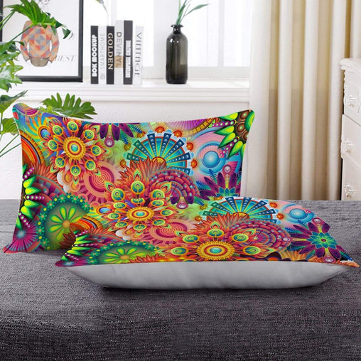 Dizzy Ziggy Pillow Cases-Dizzy Ziggy-Little Squiffy