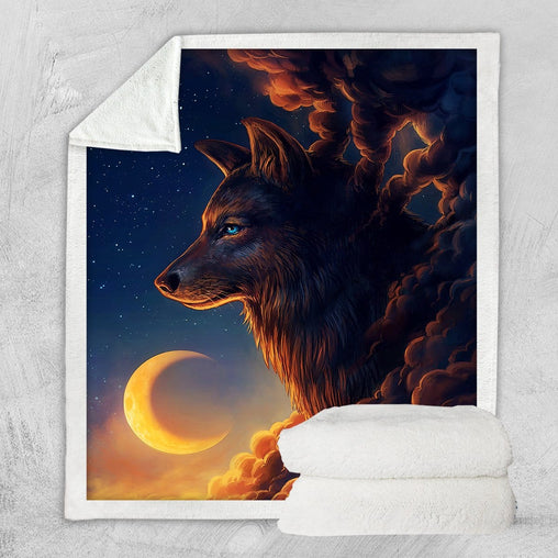 Night Guardian Blanket-Little Squiffy