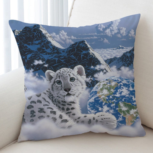 Bed Of Clouds Cushion Cover-Schim Schimmel-Little Squiffy