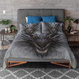 Fantasy Dragon Quilt Cover Set