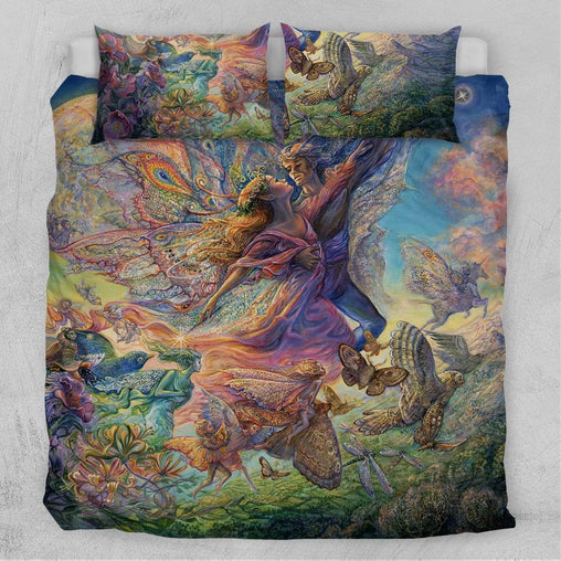 Titania And Oberon Quilt Cover Set