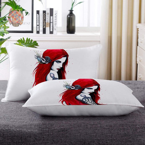 Ariel Pillow Cases-Little Squiffy