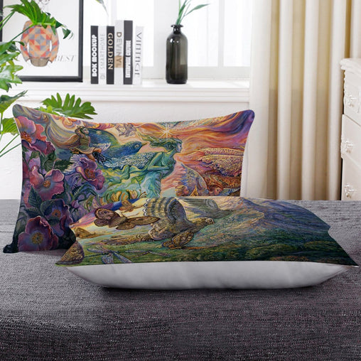 Titania And Oberon Pillow Cases