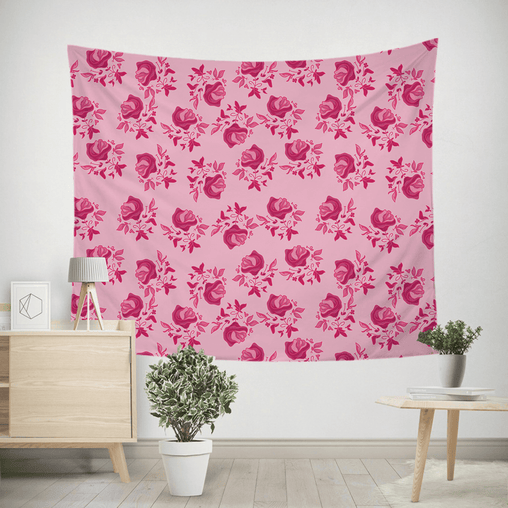 Pretty In Pink Tapestry-Pretty In Pink-Little Squiffy