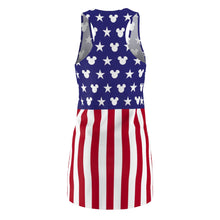 Load image into Gallery viewer, 'Merica Racerback Dress
