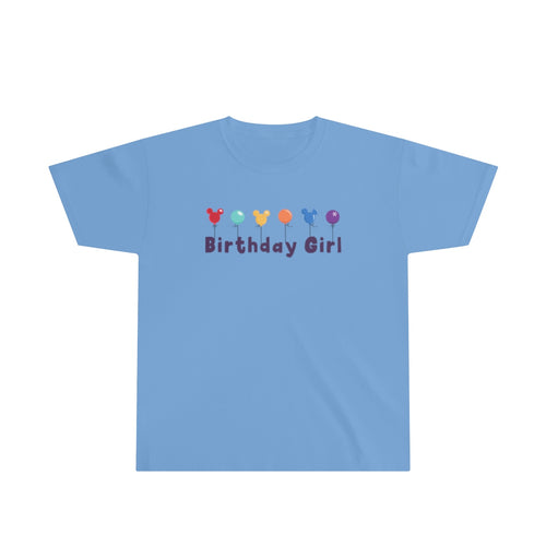Youth Birthday Girl Tee