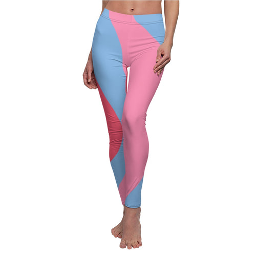 Bubble Gum Wall Leggings