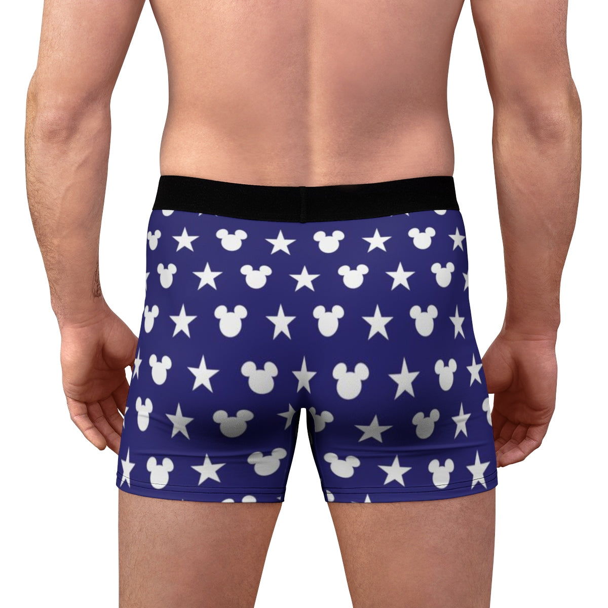 Men's 'Merica Boxer Briefs