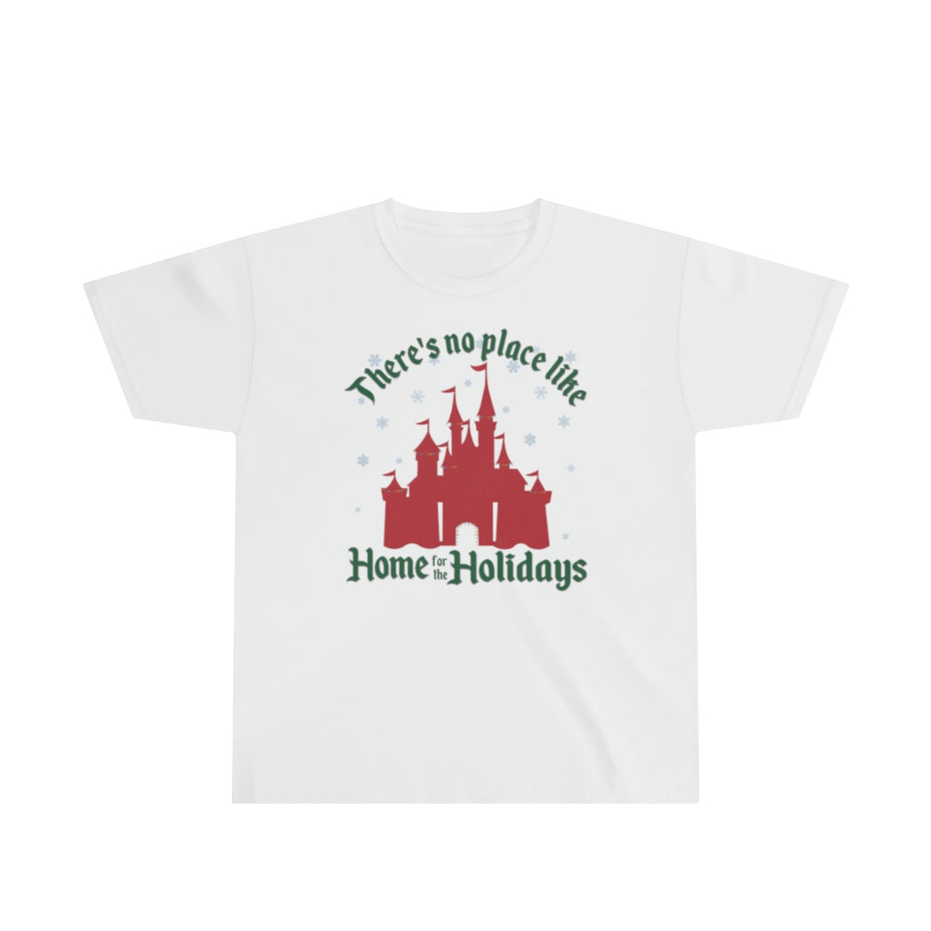 Home for the Holidays Youth Tee