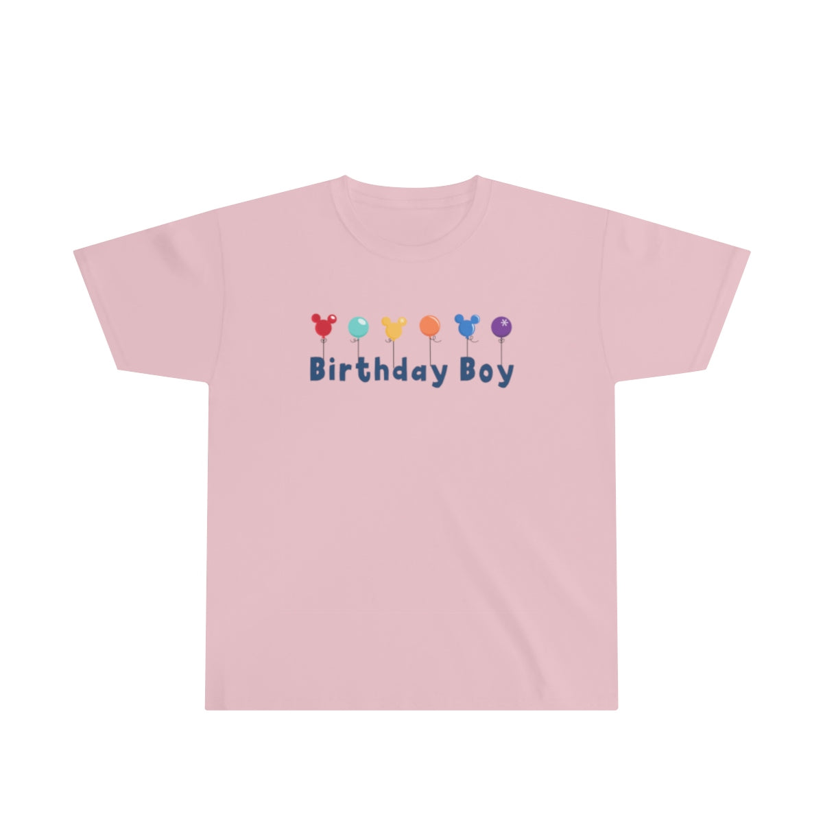 Youth Birthday Boy Tee