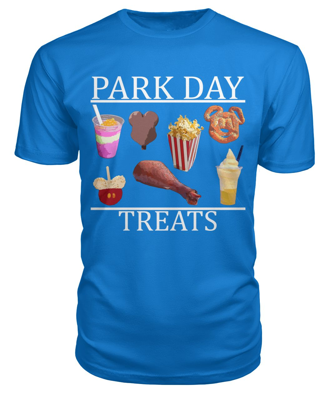 Park Day Treats Premium Unisex Tee