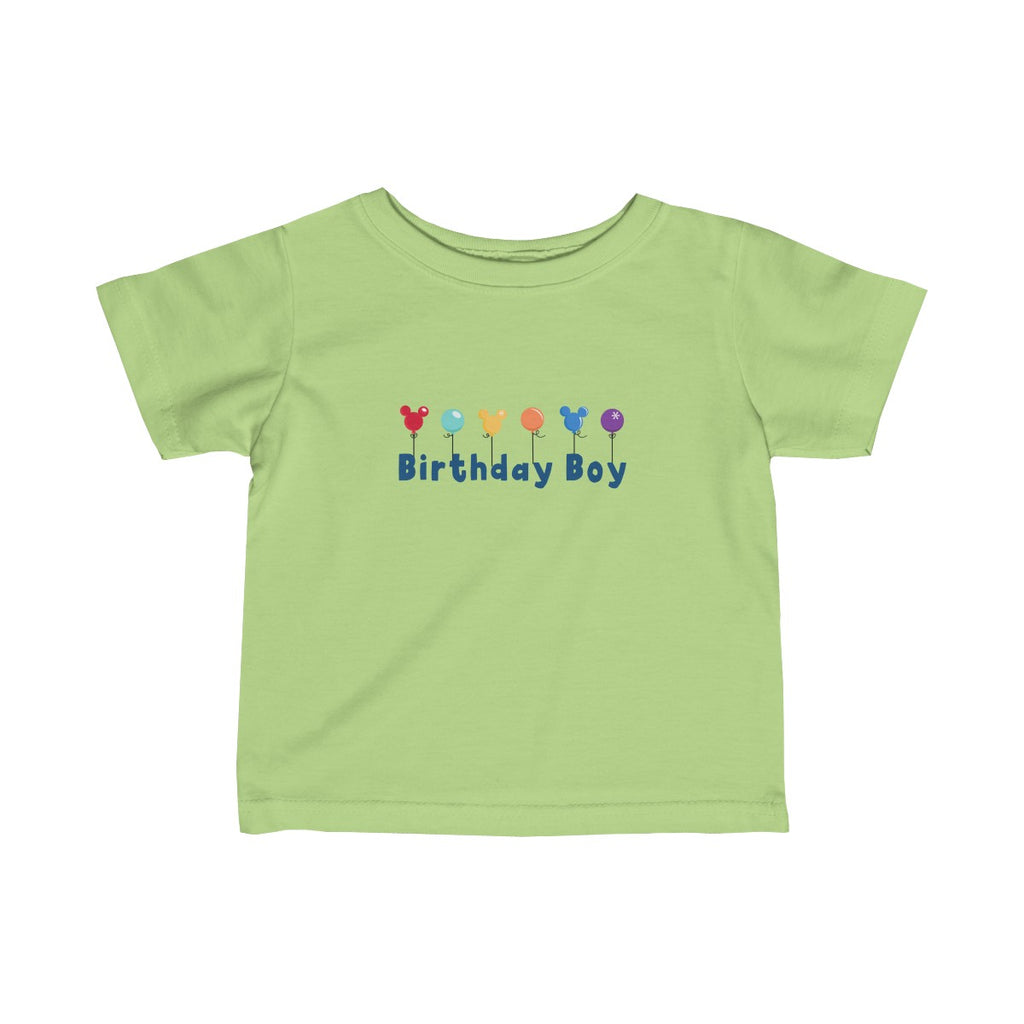 Infant Birthday Boy Tee