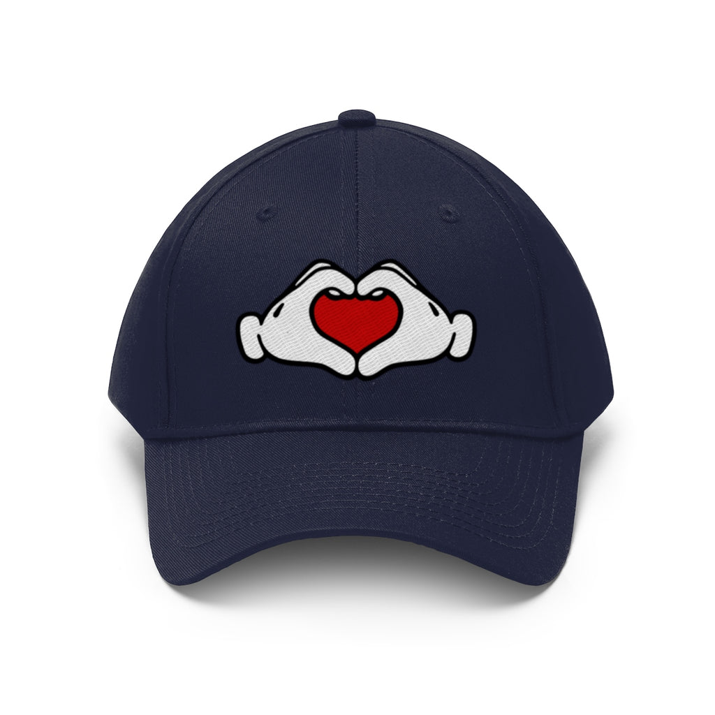 Heart Hands Hat