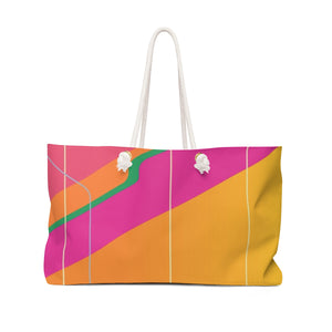 Carousel of Progress Wall Weekender Bag