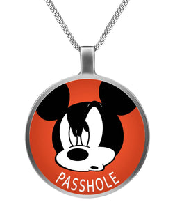 Passhole Necklace