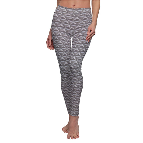 Geodesic Sphere Leggings