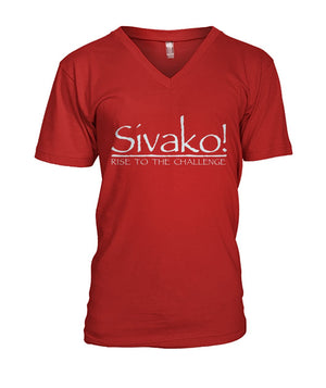 Sivako Mens V-Neck