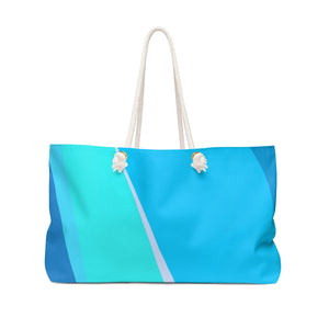 Toothpaste Wall Weekender Bag