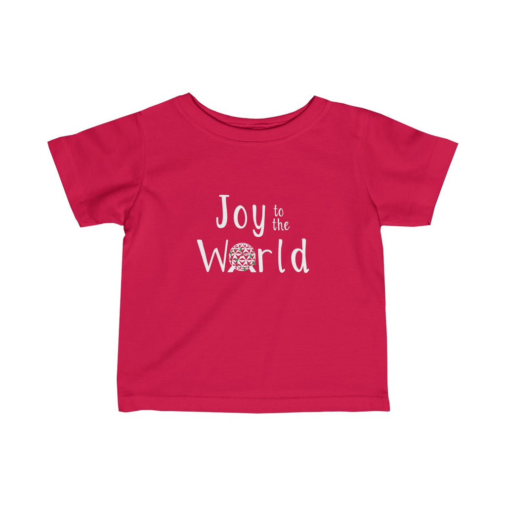 Joy to the World Infant Tee