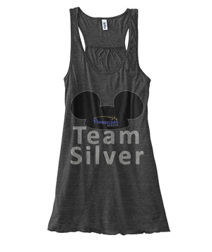 Team Silver Women's Flowy Tank