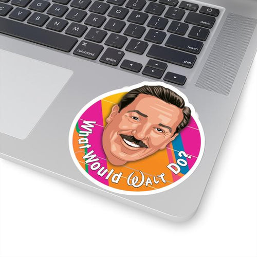 What Would Walt Do Car Decals