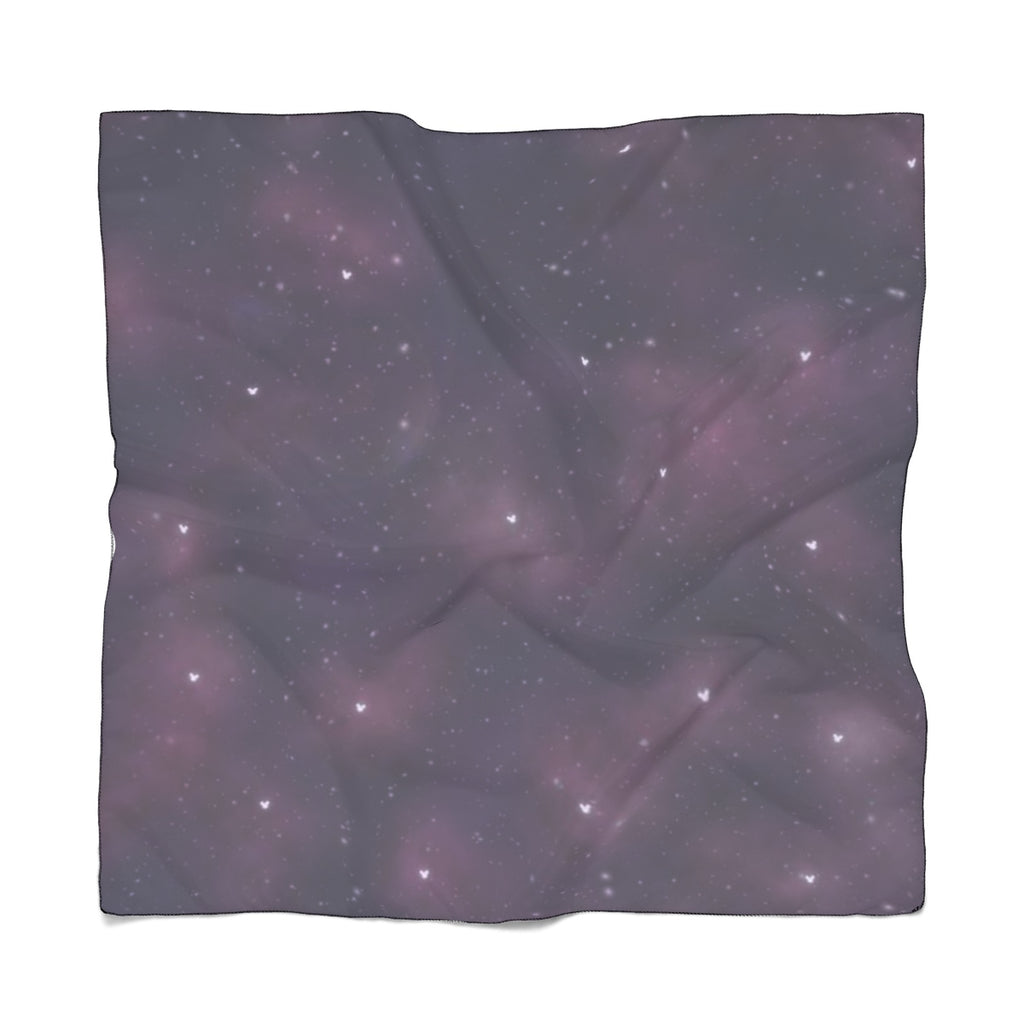 Space Poly Scarf