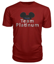 Load image into Gallery viewer, Team Platinum Premium Unisex Tee
