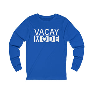 Vacay Mode Long Sleeve Tee