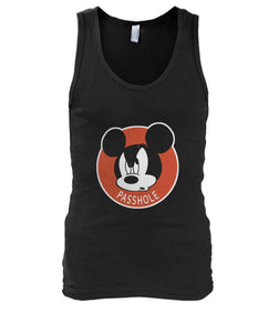 Passhole Men's Tank Top