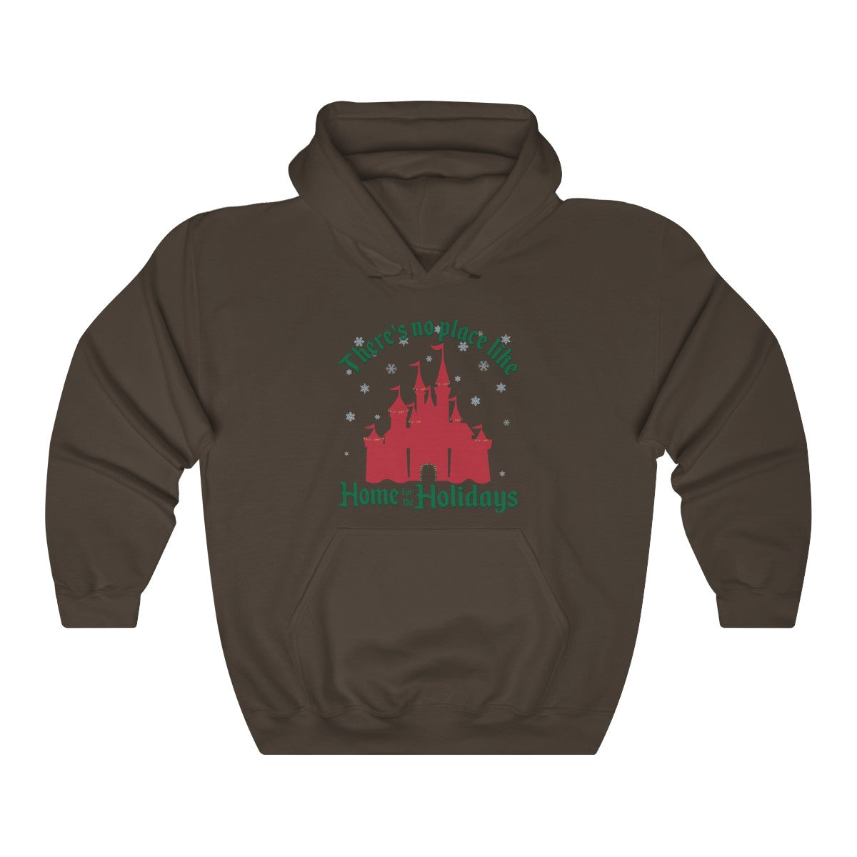 Home for the Holidays Hooded Sweatshirt