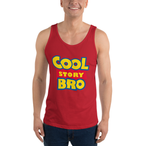 Cool Story Bro Men's Tank Top