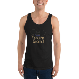 Team Gold Men's Tank Top