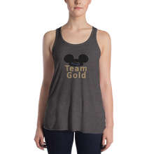 Load image into Gallery viewer, Team Gold  Women's Flowy Tank