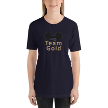 Load image into Gallery viewer, Team Gold Premium Unisex Tee