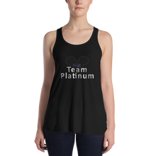 Load image into Gallery viewer, Team Platinum Women's Flowy Tank