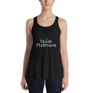 Team Platinum Women's Flowy Tank