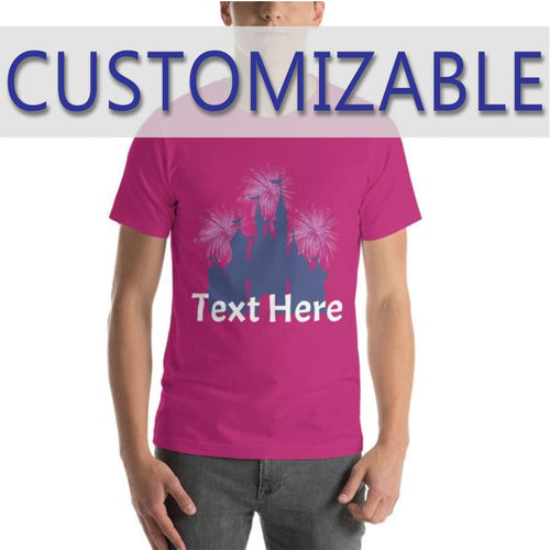 Personalized Castle T-Shirt