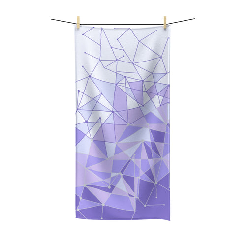 Purple Wall Towel