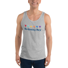 Load image into Gallery viewer, Birthday Boy Unisex Tank
