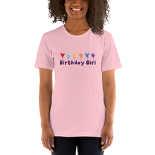 Load image into Gallery viewer, Birthday Girl Unisex T-Shirt