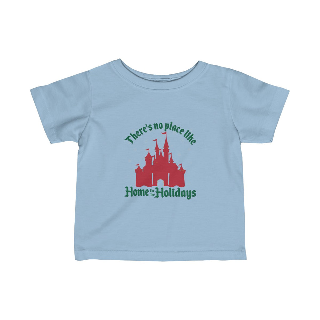 Home for the Holidays Infant Tee