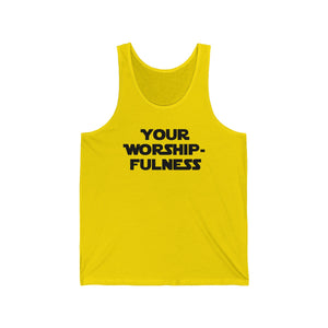 Your Worshipfulness Tank